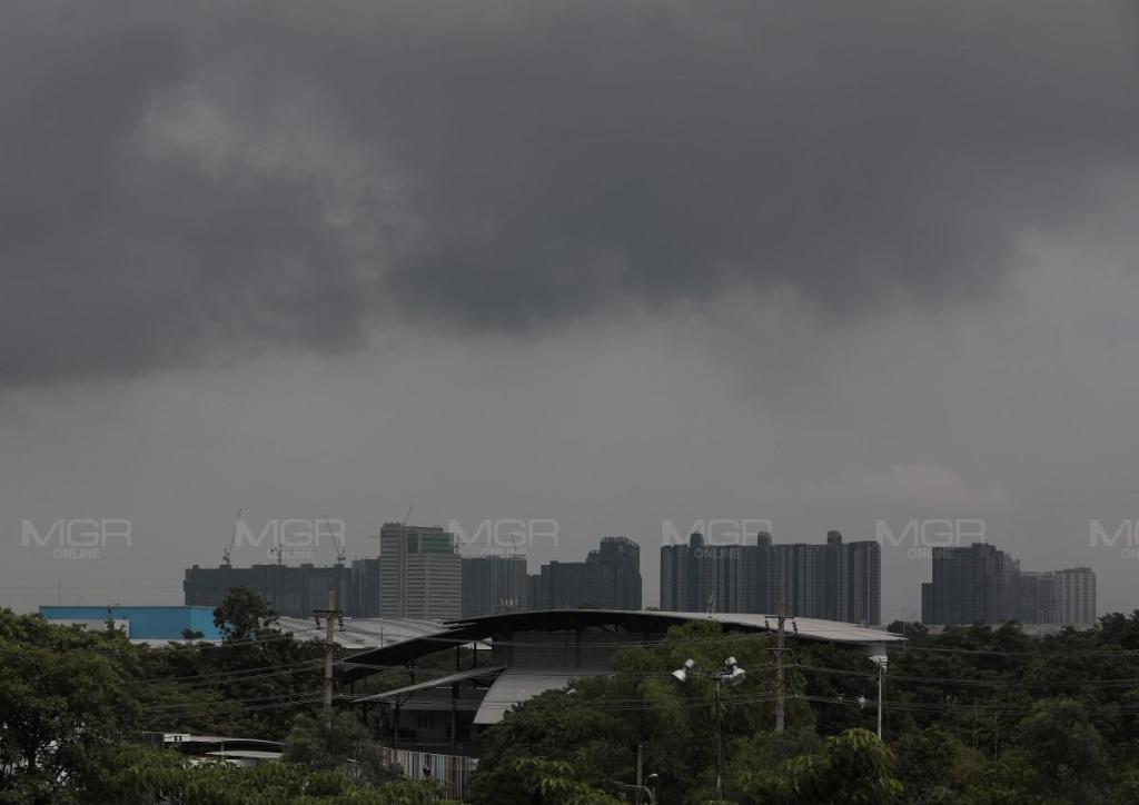อุตุฯ เตือน กลางตอนล่าง-ตะวันออก-ใต้ ระวังอันตรายฝนตกหนัก กระหน่ำกทม.-ปริมณฑล ร้อยละ 70