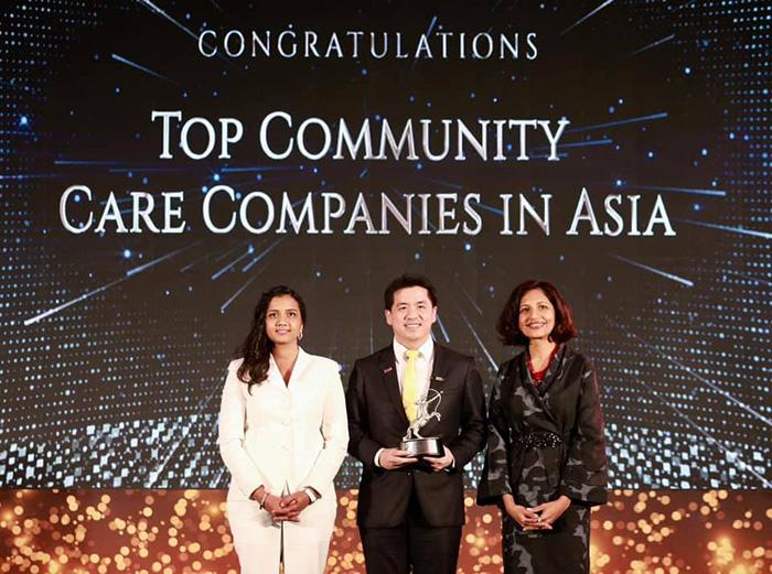 """อีกหนึ่งความภูมิใจ """"ทรู"""" คว้ารางวัลด้านความยั่งยืน ระดับเอเชีย Asia Corporation Excellence & Sustainability Awards (ACES) 2019"""