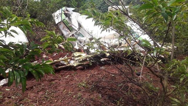 เครื่องบินทำฝนเทียมตก จ.กาญจนบุรี มีผู้เสียชีวิต 2 ราย บาดเจ็บ 3 ราย