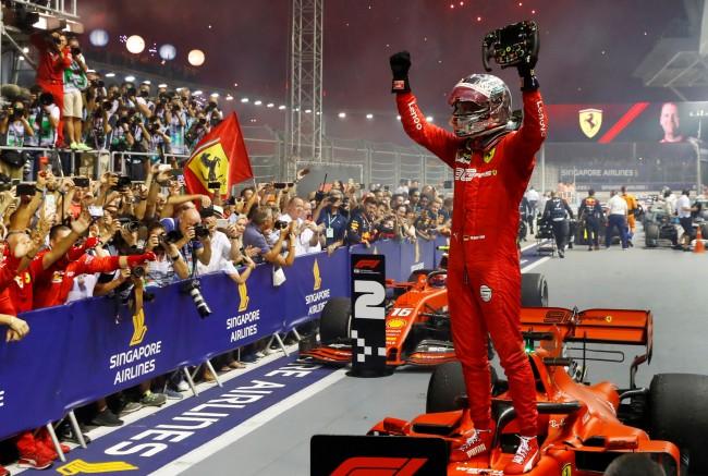 ผู้จัดงานเวียดนามกรังด์ปรีซ์มั่นใจพร้อมจัดแข่ง F1 ให้สำเร็จเช่นเดียวกับสิงคโปร์