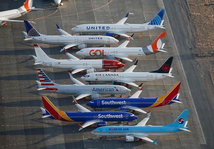 โบอิ้งจะเริ่มจ่ายชดเชยญาติ'737แม็กซ์' ขณะยังไม่มีกำหนดวันกลับขึ้นบินใหม่