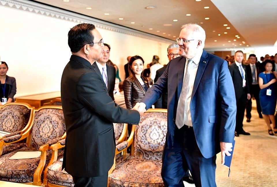 นายกรัฐมนตรีใช้เวลาระหว่างการประชุม UN หารือผู้นำบังกลาเทศ-ออสเตรเลีย