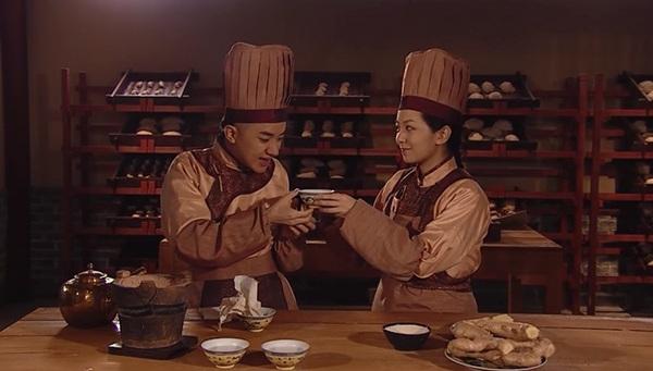 """ชาวโซเชียลแห่ทำอาหารตามรอยซีรีส์ดัง!! """"Gilded Chopsticks ยอด ..."""