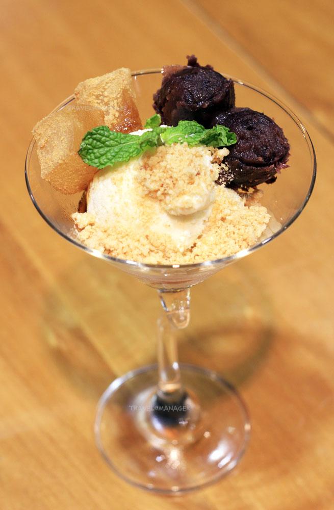 Wafu Madagascar Vanilla Bean Parfait
