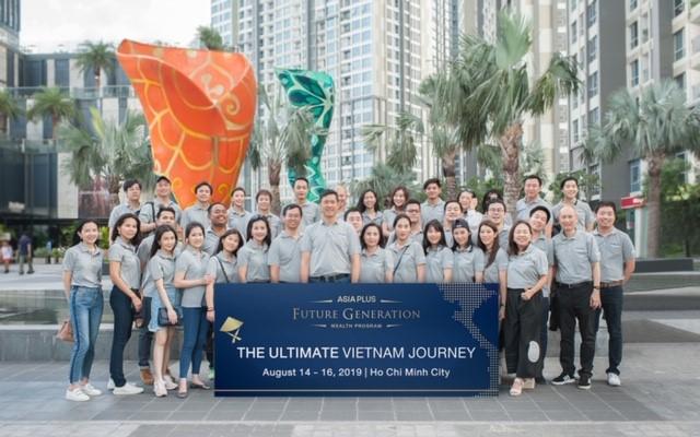 ASP นำคณะเจ้าของธุรกิจและนักลงทุนโครงการ Future Generation Wealth Program ดูงานบริษัทจดทะเบียนในเวียดนาม