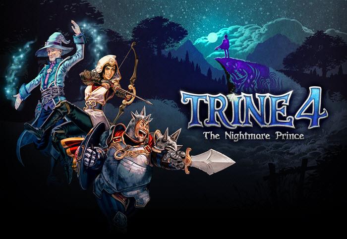 """ล่าปริศนาเจ้าชายจอมป่วน """"Trine 4: The Nightmare Prince"""" วางจำหน่าย 8 ต.ค.นี้"""