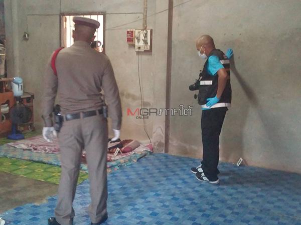 อส.ทพ.ลากลับบ้านที่พัทลุง บ่นตัดพ้อทำงานไม่มีเงินให้แม่ ชักปืนจ่อยิงตัวเองดับ