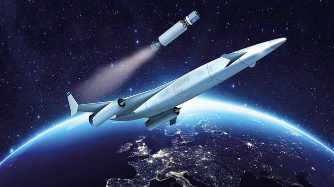 ว้าว!!บ.อังกฤษซุ่มพัฒนาเครื่องยนต์จรวดไฮเปอร์โซนิก ลดเวลาบินจากลอนดอนสู่ซิดนีย์เหลือ4ชม.