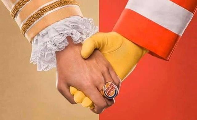 """Burger King"" งดขายวอปเปอร์บ้าง หลัง McDonald's เตรียมบริจาคยอดขายบิ๊กแมค 1 วันให้กับองค์กรการกุศล"