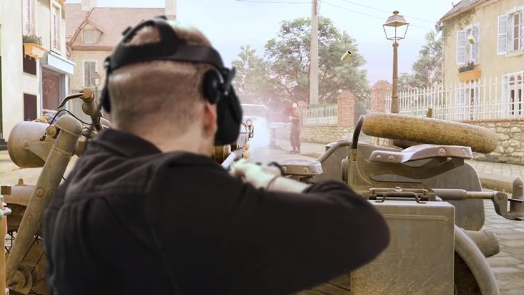 "EA เปิดประสบการณ์ ""Medal of Honor"" ในรูปแบบ VR"