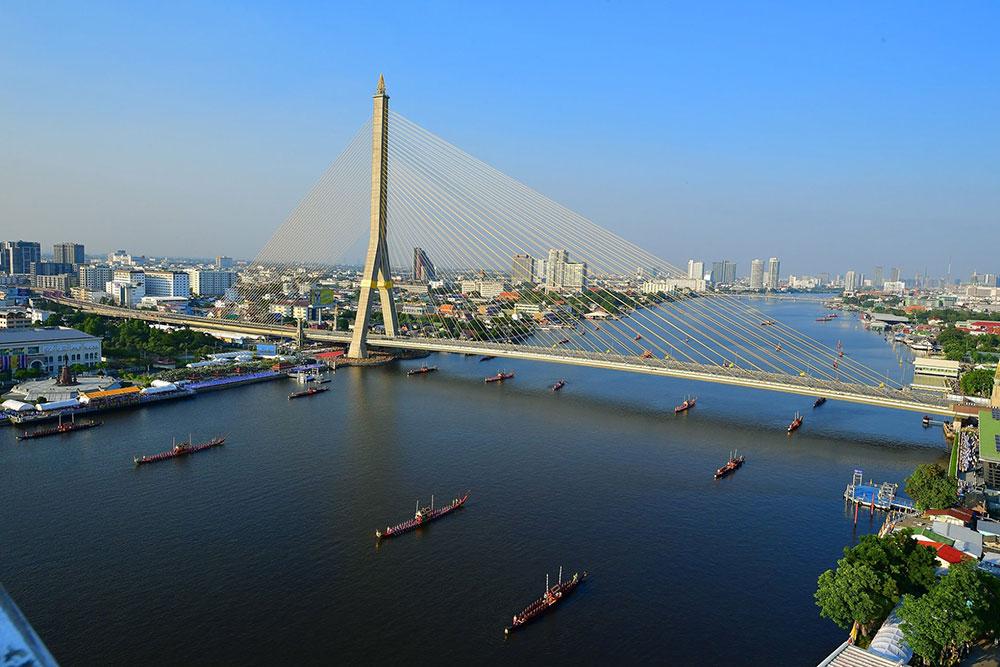 ขบวนพยุหยาตราทางชลมารค มรดกทางวัฒนธรรมอันยิ่งใหญ่ของชาติไทย (แฟ้มภาพ)