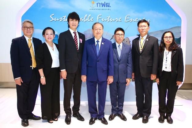 ไดกิ้น จับมือ กฟผ. ร่วมลงนามความร่วมมือที่ปรึกษาพลังงานปี 2562 สัญญาเดินหน้าผลิตเครื่องปรับอากาศประหยัดพลังงานหนุนยุทธศาสตร์ชาติ