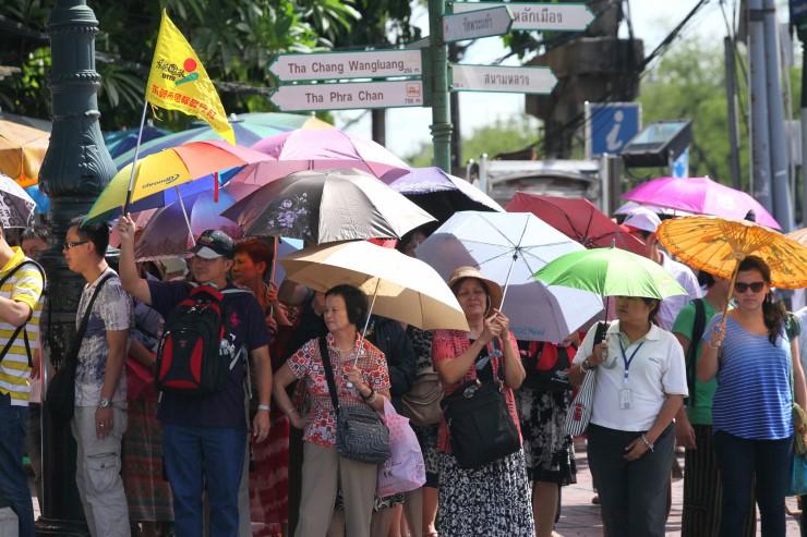 ศูนย์วิจัยกสิกรไทย มองนักท่องเที่ยวจีนไตรมาส 4/62 ฟื้นกลับมาบวก