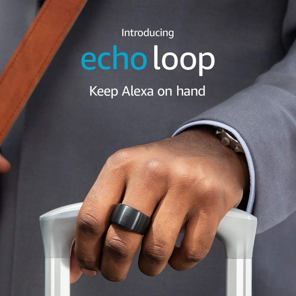 แหวน Echo Loop สามารถตอบสนองได้ 3 ทางคือรับฟังเสียง ส่งเสียง หรือการสั่น