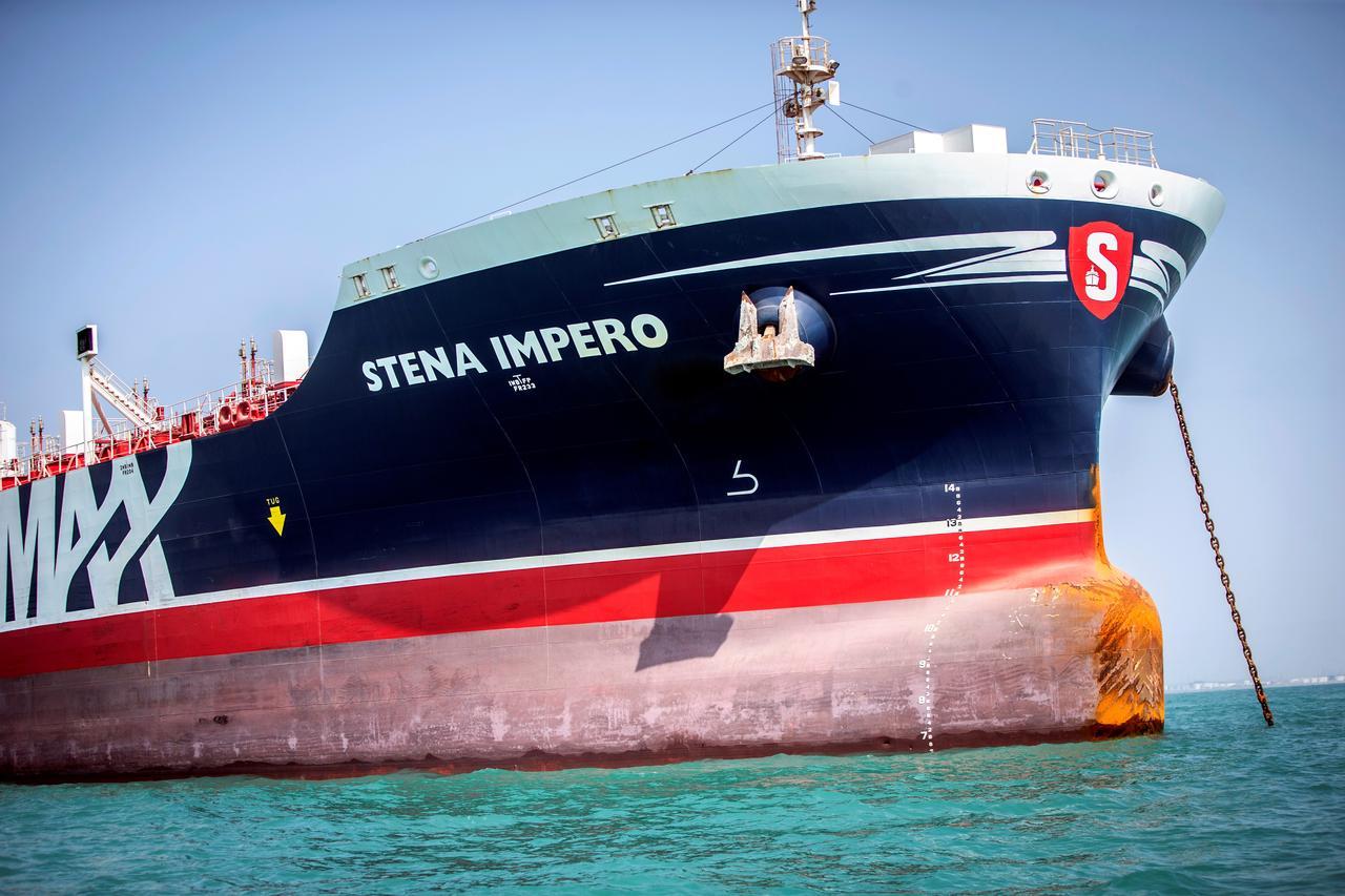 อิหร่านปล่อยเรือบรรทุกน้ำมันอังกฤษ หลังกักไว้นาน 10 สัปดาห์