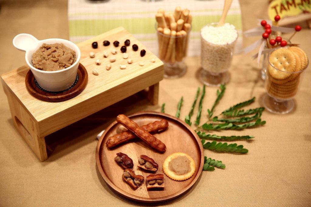 """""""สเปรดเมล็ดมะขาม"""" อร่อย สุขภาพดี แคลอรีต่ำนวัตกรรม FOODTECH ผีมือ นศ.ฟู้ดไซน์ มธ."""