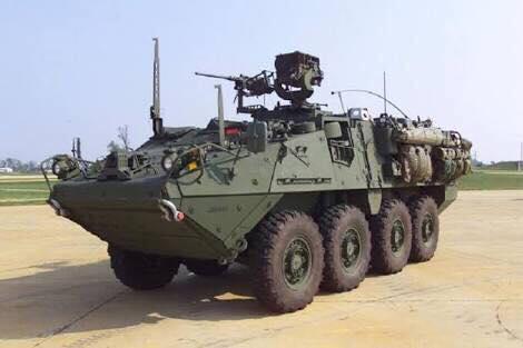"""""""วินธัย""""ยัน ทบ.พร้อมแจงซื้อรถเกราะ STRYKER-ฮ. AH-6i ชี้ทุกเรื่องตรวจสอบได้ตลอด"""