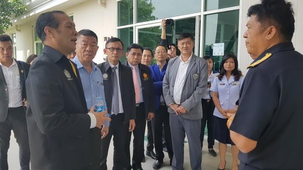 ปี 62 ค้าชายแดนไทยผ่านน้ำโขงพุ่งด้านหอฯเชียงรายขอขยายทางบกเปิดVisa On Arrival