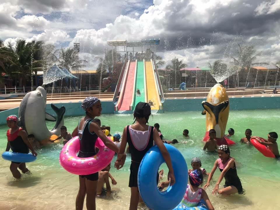 สร้างสวนน้ำเพื่อเด็กๆ ที่จังหวัดชัยภูมิและใกล้เคียง
