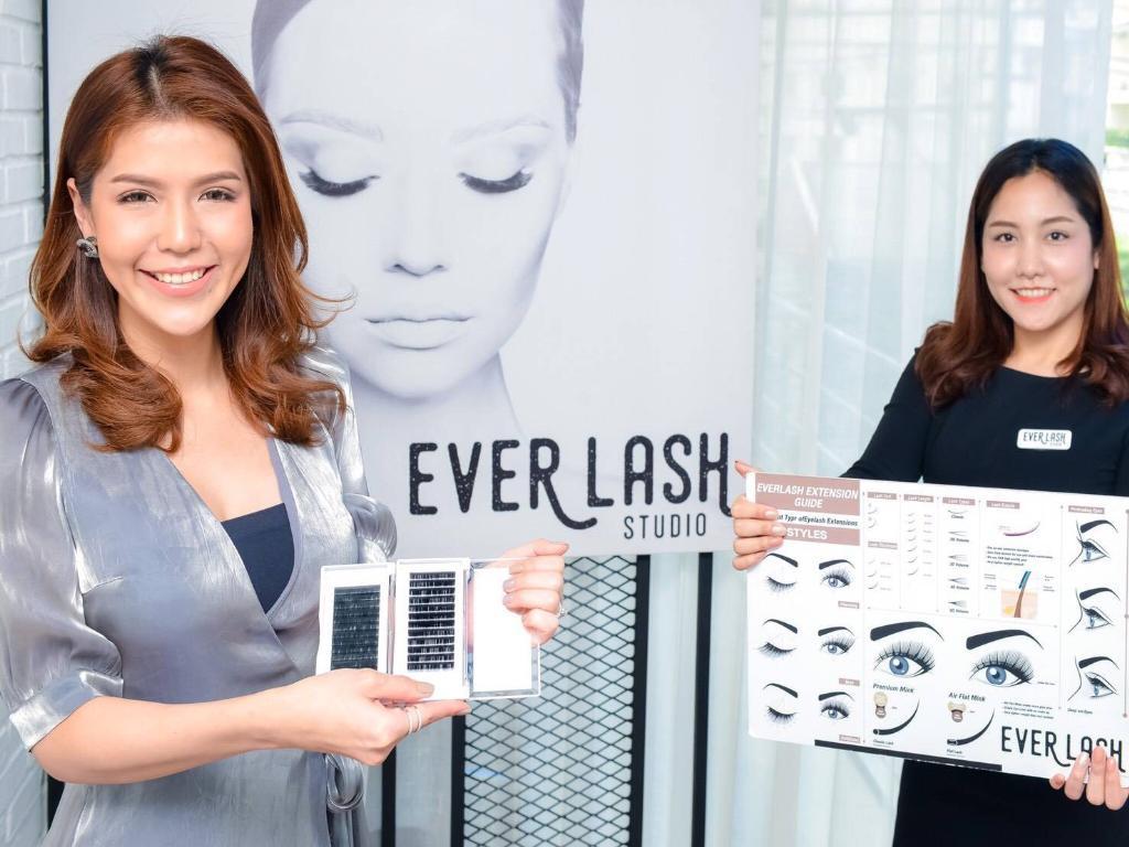 Ever Lash Studio ยกระดับดวงตาคู่สวยด้วยการต่อขนตา กับโปรโมชั่นสุดคุ้ม