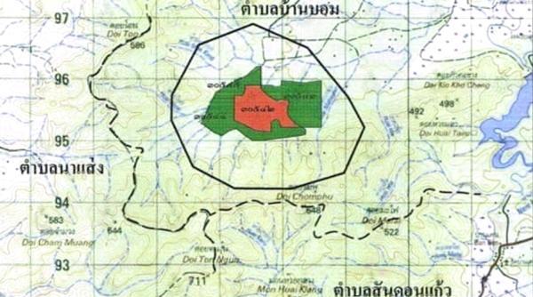 """ฮือต้าน""""ปูนซีเมนต์ไทย(ลำปาง)""""เปิดเหมืองกลางป่า ผวามลพิษ-น้ำปนเปื้อน-ผืนป่าต้นน้ำสิ้นสภาพ"""