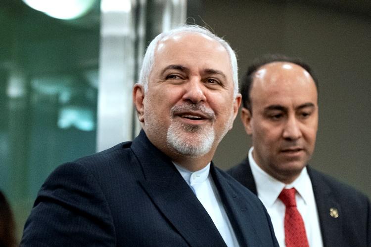 โมฮัมหมัด จาวาด ซารีฟ รัฐมนตรีต่างประเทศอิหร่าน