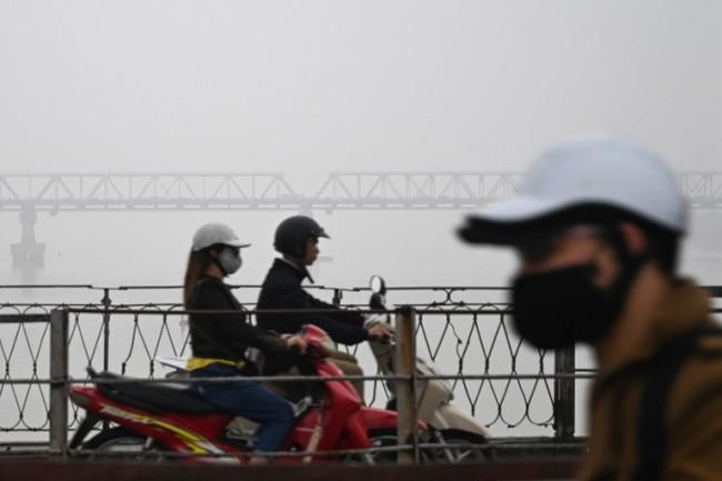 ฮานอยอ่วมคุณภาพอากาศสุดแย่แนะประชาชนลดกิจกรรมกลางแจ้ง-สวมหน้ากาก