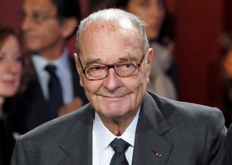 อดีตประธานาธิบดี ฌัก ชีรัก ที่ดำรงตำแหน่งยาวนานเป็นอันดับสองของฝรั่งเศส ได้เสียชีวิตขณะมีอายุ 86 ปี