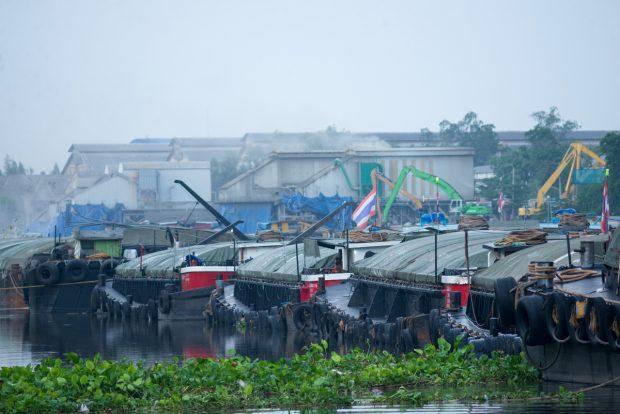 ชาวอยุธยาเฮ! ศาลปกครองสั่งถอนใบอนุญาตท่าเรือขนถ่านหิน-สินค้าริมแม่น้ำป่าสัก