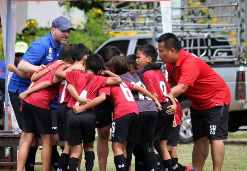 """""""สปอร์ตไทย บาวาเรีย"""" เปิดคัดเด็ก """"STB Football Academy 2019"""" ติวเข้มโดยโค้ชเยอรมนี"""