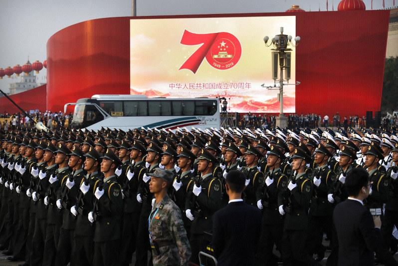 """ไต้หวันห้าว! ประณามจีน """"เผด็จการ"""" ในวันครบรอบ 70 ปีระบอบคอมมิวนิสต์"""