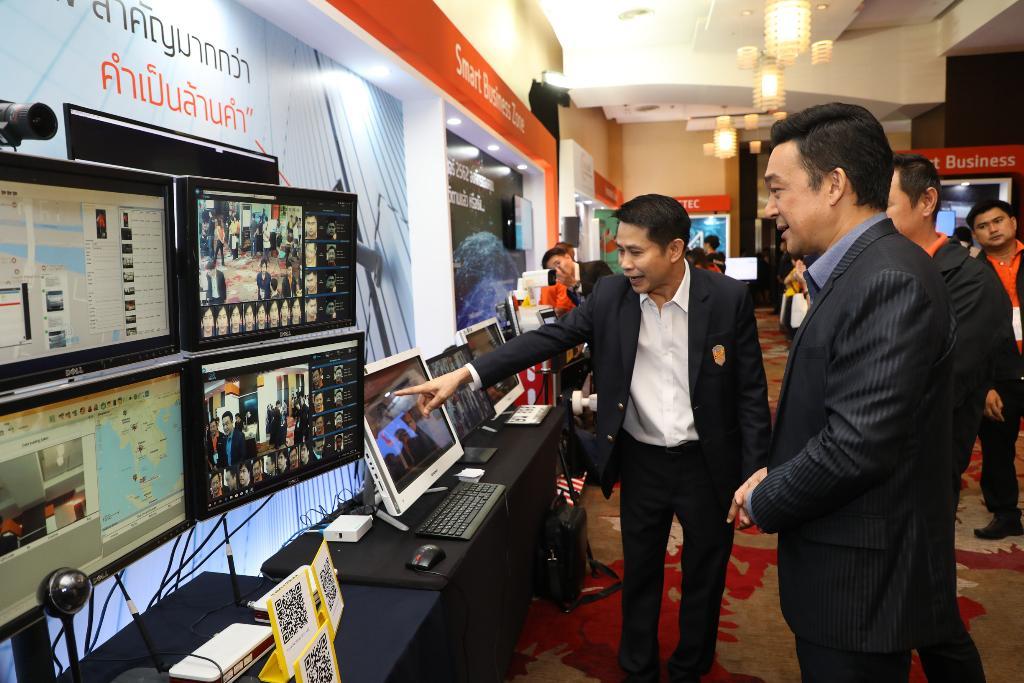 กสท จัดงาน CAT Network Showcase ครั้งที่ 10 ตอกย้ำศักยภาพดิจิทัล