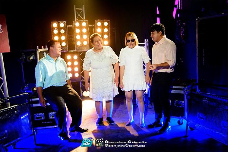 เบิร์ด ปิ่น ปลาย เก่ง ทีมประสานเสียง Four Unity ทีมประสานเสียง Four Unity จาก คณะนักร้องประสานเสียงคนตาบอด Blind Choir Thailand