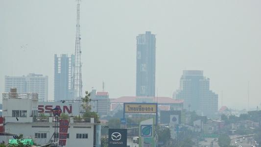 PM.2.5สูงถึง101ไมโครฯเตือนชาวขอนแก่นสวมหน้ากากอนามัย