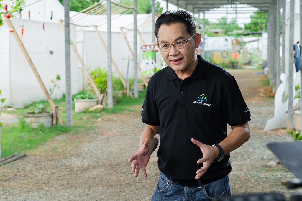 'ดิจิทัล ฟาร์มมิ่ง โซลูชัน' แผนดีแทคปั้น CSR ทำเงิน