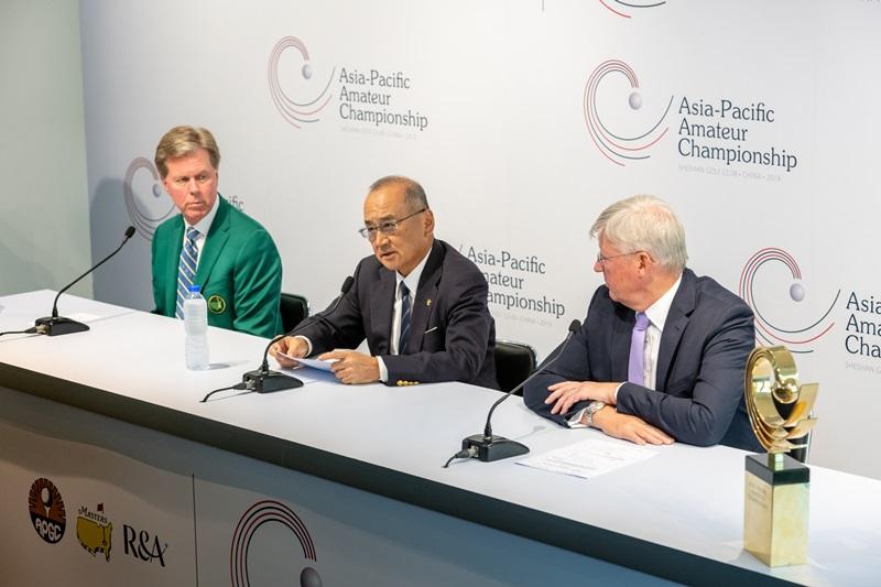 เมลเบิร์น เจ้าภาพจัดศึก เอเชีย-แปซิฟิก อเมเจอร์ แชมเปียนชิป 2020