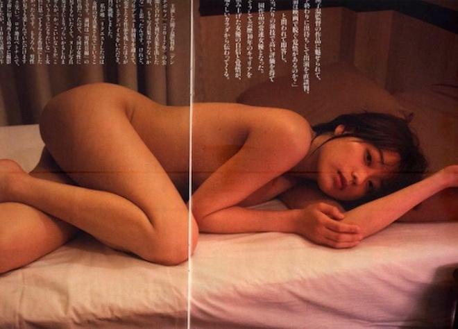 """""""อามิ โทมิเตะ"""" เริ่มต้นจาก AKB48 แต่มาดังกับ Naked Director"""