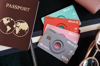 กสิกรฯส่งบัตรเดบิต JOURNEYเอาใจนักเที่ยว-ตั้งเป้า3แสนใบใน1ปี