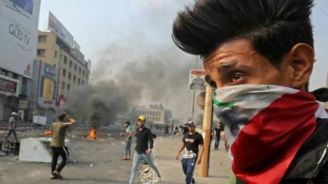 """อิรัก """"อินเตอร์เน็ตล่ม"""" เกือบทั้งประเทศระหว่างการประท้วงใหญ่"""