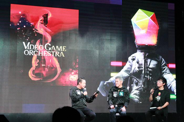 กิจกรรม Video Game Orchestra
