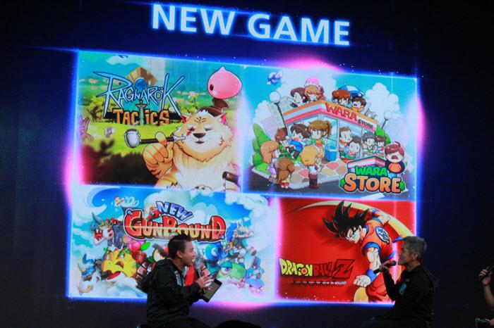 เกมใหม่ที่จะมาเปิดตัวใน Thailand Game Show 2019 เป็นครั้งแรก