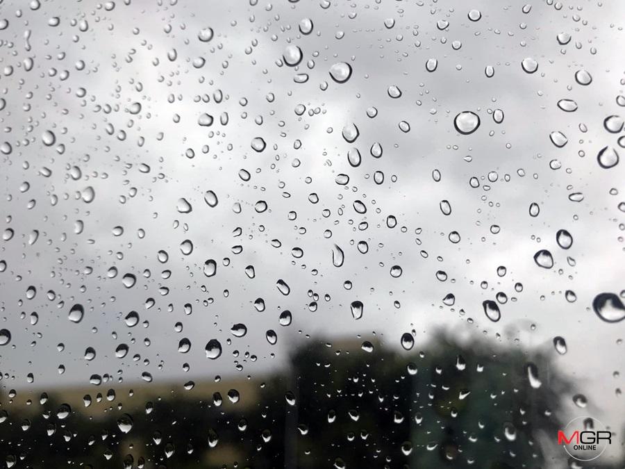 อุตุฯ เตือน 4-7 ต.ค. เหนือ-กลาง ฝนตกหนัก-ลมแรง อุณหภูมิลด 1-2 องศา กทม. ยังมีฝนตกร้อยละ 30