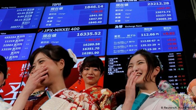 ตลาดหุ้นเอเชียปรับตัวเพิ่มขึ้น รับคาดการณ์เฟดลดดอกเบี้ยเดือนนี้