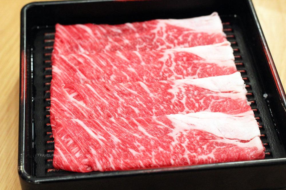 เนื้อ USDA ไพร์มชัคโรล