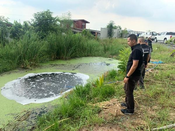 อุตฯ นครปฐม สั่ง รง.ทำวุ้นเส้นแก้ปัญหาเรื่องน้ำเน่าให้เสร็จภายใน 15 วัน