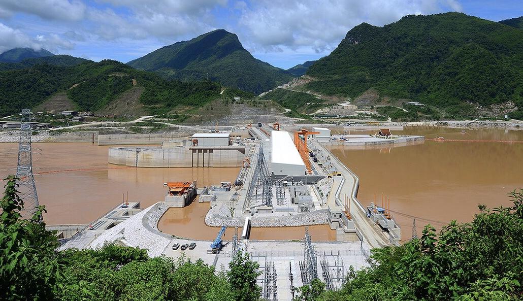 โรงไฟฟ้าไซยะบุรีพร้อมจ่ายไฟฟ้าต.ค.นี้