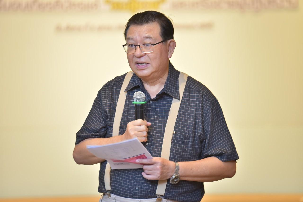 """""""อ.เจิมศักดิ์"""" ชี้ไทยอยู่วังวน """"พจมาน สว่างวงศ์"""" อยากรวยไม่ต้องออกแรง  เผย 50 ชุมชนเปลี่ยนเงินหวยเป็นเงินออม"""