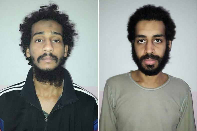 สหรัฐฯ คุมตัว 2 นักรบไอเอสแก๊ง 'เดอะบีเทิลส์' ที่แพร่คลิปตัดหัวตัวประกันออกจากซีเรีย
