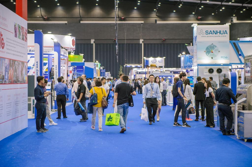 งาน Bangkok RHVAC 2019 และ Bangkok E&E 2019ประสบความสำเร็จ สร้างมูลค่ากว่า 2,600 ล้านบาท