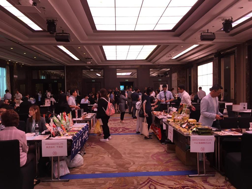เจโทร เผย Japanese Food Products Business Matching 2019 คึกคัก